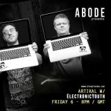 Artikal's ABODE show with an Electronic Youth Guest Mix - 11/09/15