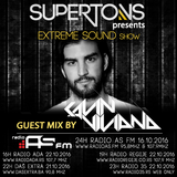 Cavin Viviano exclusive mix for Extreme Sound show #261 with Supertons