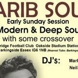 Carib Soul set - 30th Novemeber 2014 - Redbridge Football Club