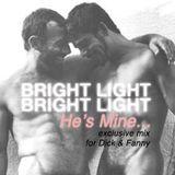 Bright Light Bright Light - Fringe Party Mixtape for Dick & Fanny 2012