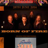 Born of Fire Interview