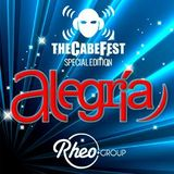 TheCabeFest & Rheo Group - pres. Alegria (pre-party preview)