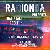 RADIONDA 100.7 VÍA RADIO PURA VIDA 06-04-2016 #MÚSICAPARAESTARVIVO