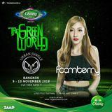 THE GREEN WORLD MUSIC FESTIVAL