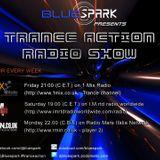 Dj Bluespark - Trance Action #245