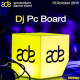 DJ PC Board - Amsterdam Dance Event '15 (FFS-08)