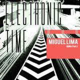 Miguel Lima - Electronic Time 1 (DjMix 2012)