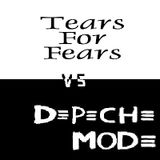 Tears for Fears vs. Depeche Mode - Back-2-Back Megamix