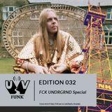 UV Funk 031: FCK Undrgrnd Special