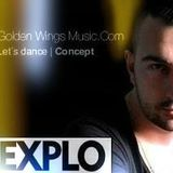 Explo - Golden Wings Music  Radio (Buenos Aires, Argentina) June 2015.