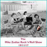 The Mike  Zodiac Rock'n'Roll Show 19_11_17