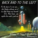 Back and to the Left on Boxfrequency.fm 19/10/2016