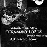 Music Box -Fernando Lopez @loveboat part3 10-04-2016