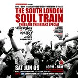'THE KICK-OFF' SET @ SOUTH LONDON SOUL TRAIN 'THESE ARE THE BREAKS SPESH' 9/6/18 BUSSEY BUILDING