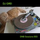 01-09-2018 Feat DJ Grei (DNB Sessions 003) Seattle, WA USA