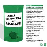 Atili Bandalero On Reggae.Fr Show#1