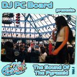 DJ PC Board - The Sound Of The Pyramid Vol.1 (Tropic Costa Tribute)