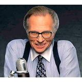 Ep. 21 - Larry King Talks Playoffs, & of Course, Dem Bums