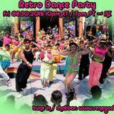 Retro Dance Party 08.30.2019 Broadcast LIVE on Renegade Retro <renegaderetro.com>