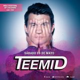 TEEMID @ Holi Festival Of Colours Lima (2015.05.09)