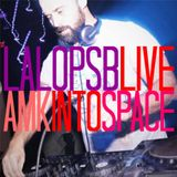 Lalo PSB live @ AMK into Space 2014