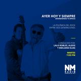"""Ayer Hoy Y Siempre 'Defendiendo Tu Época' """"Thank You Scientist"""" 20 Febrero 2018"""