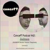 ConcePT Podcast #63: Jeahmon
