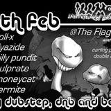 Termite Live DJ Set - ILL MOOT (watford 26/2/10)