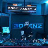 Dj Andy-J live show Thursday 07 June at 3QUENZ study