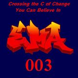 ELECTRIFYING MOJO ASSOCIATION - EMA003 - Crossing the C of Change You Can Believe In