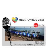 GR: Heart Cyprus Vibes - NextBike Cyprus, Ιφιγένεια Ψαρή (10-11-2014)