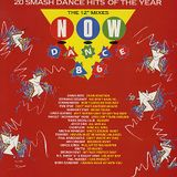 "Now Dance 86 - The 12"" Mixes (1986 vinyl compilation LP)"