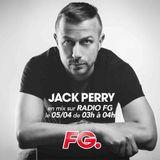 Jack Perry on Radio FG april' 19