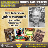 Reggae authority John Masouri with an in-depth interview