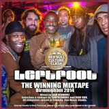 LEFTFOOT SOUND - Red Bull Culture Clash Winners 2014  mixtape