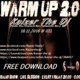 18.11.2016 Rind radio warm Up #011-Kaizer The Dj