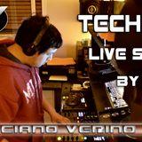 LIVE SET@ TECHNO BY LUCIANO VERINO DJ