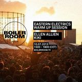 Ellen Allien @ Eastern Electrics Warm Up Session - Boiler Room Berlin - 10.07.2013