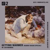Getting Warmer w/ Jen Monroe - 30th October 2019
