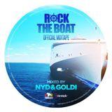 Rock The Boat Mixtape - DJ NYD and DJ GOLDI - FunkCiti 2015