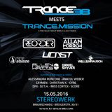 Christian K. live @ Trance38 meets Trance.Mission May 15th 2016
