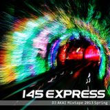 """145 EXPRESS"" Full-On Psytrance Mix 2013 Spring"