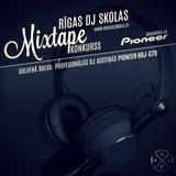 B-Mark - Rīgas DJ skolas un Pioneer Mixtape konkurss