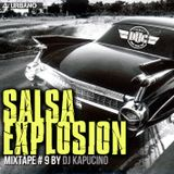 SALSA EXPLOSION by Dj Kapucino ( Supported by Urbano.cz )