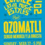 Échale 2013 - Sergio Mendoza y La Orkesta