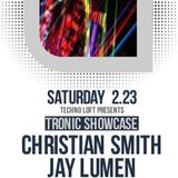 Jay Lumen - Live @ Club Space Miami (USA) 2013.02.23.