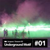Underground Motif #3.1 (Paranoise Radio) (18.11.15)