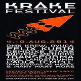 Alienata @ Krake Festival 2014 - Suicide Circus Berlin - 09.08.2014