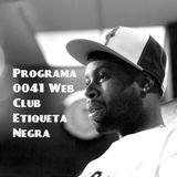 Programa 0041 Web Club Etiqueta Negra