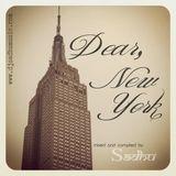 DJ Sadhu - Dear New York